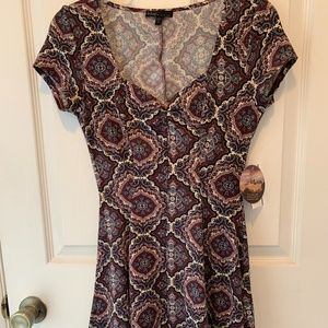 DRESS.  SIZE: JUNIOR, SMALL. BEBOP. MACY'S. NWT.